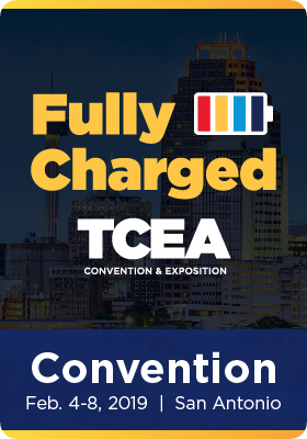 Learn more about the TCEA Convention.