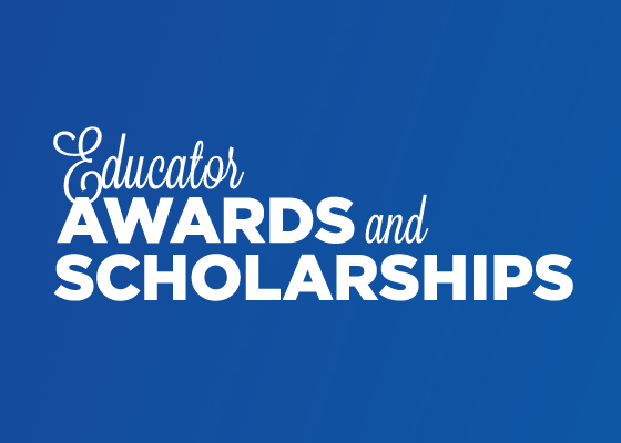 TCEA's Annual Educator Awards and Scholarships