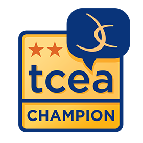 Use recruitment tools to become a TCEA Champion today!