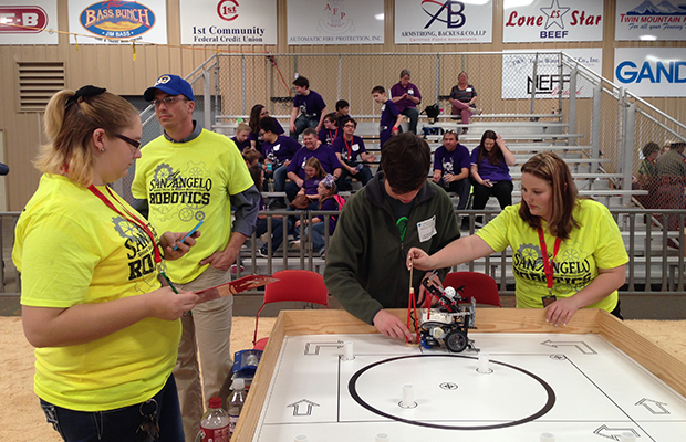 texas robotics contests