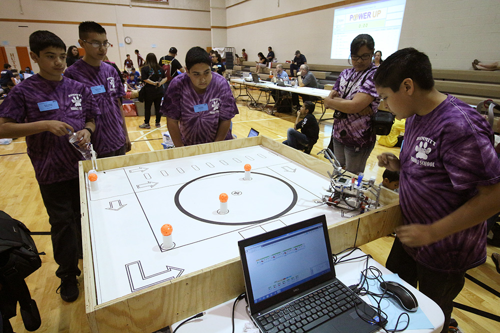 Tcea Robotics Focuses On Building And Developing Stem Skills