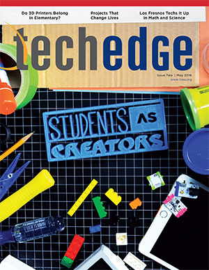 techedge students as creators