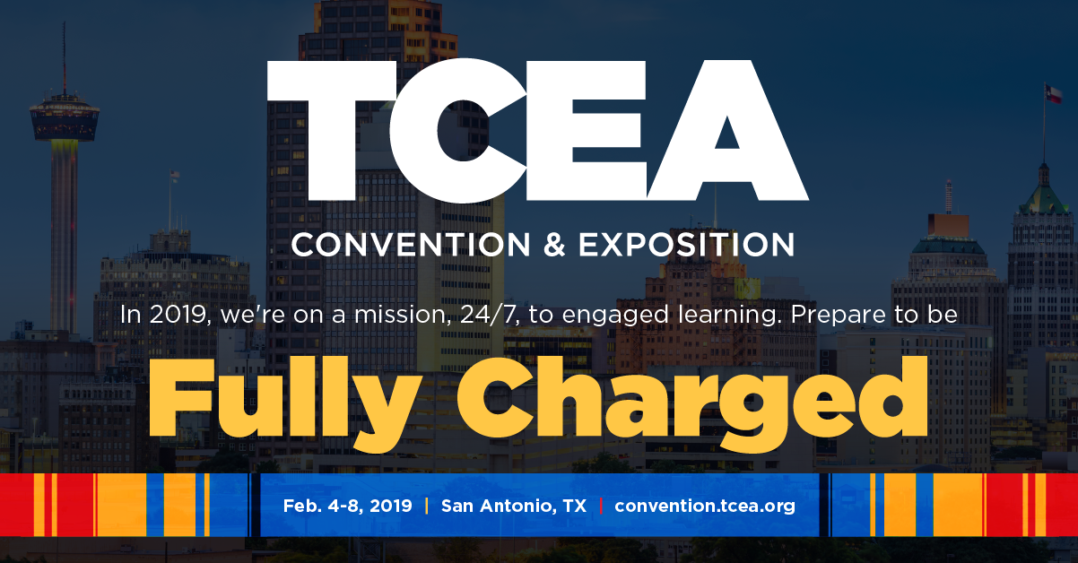 Events Calendar Mission Tx February 2019 TCEA Convention and Exposition | TCEA