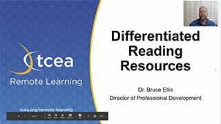 Differentiated Reading Resources