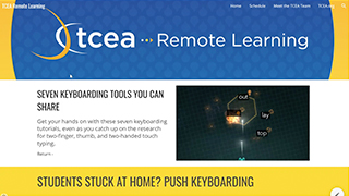 Seven Keyboarding Tools You Can Share