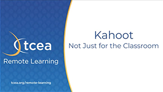 Kahoot (Not Just for the Classroom)