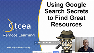 Using Google Search Secrets to Find Great Resources