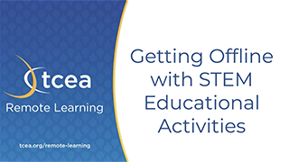 Going Offline with STEM Educational Activities