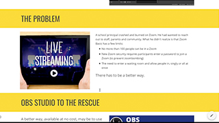 Overcome Zoom Limits with Live Streaming