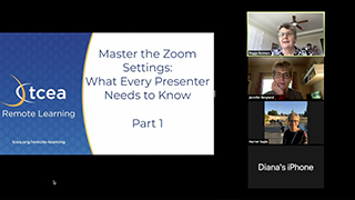 Master the Zoom Settings: What Every Presenter Needs to Know Part 1
